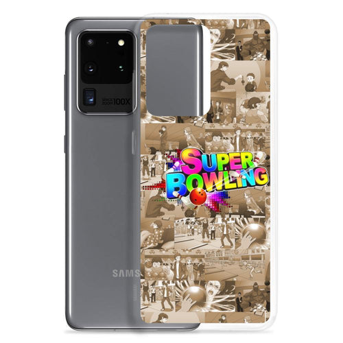 Samsung Case - SUPER BOWLING on Manga - - SUPER BOWLING STORE