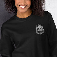 Load image into Gallery viewer, SUPER BOWLING Embroidered Unisex Sweatshirt - SUPER BOWLING STORE