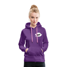 Lade das Bild in den Galerie-Viewer, Damen Premium Hoodie, ÖFF - Purple