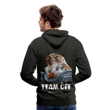 Load image into Gallery viewer, Herren Premium Hoodie, Team ÖFF - Anthrazit