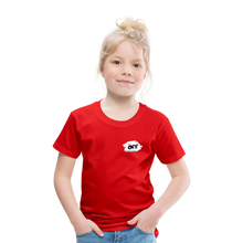 Lade das Bild in den Galerie-Viewer, Kinder Premium T-Shirt, ÖFF - Rot