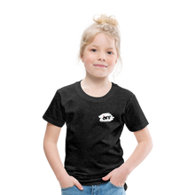 Lade das Bild in den Galerie-Viewer, Kinder Premium T-Shirt, ÖFF - Anthrazit