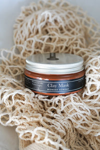 Clay Mask - Detoxing