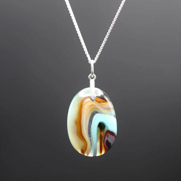 Group Of Seven Collection: Tom Thomson Medium Pendant