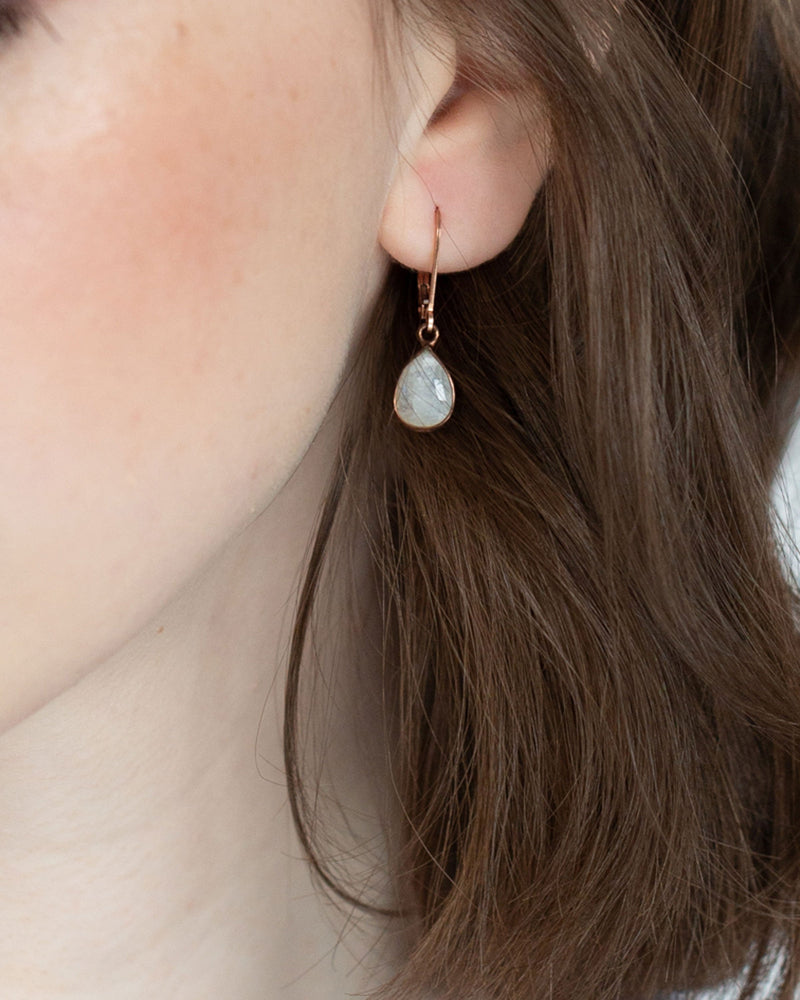 Gem Drop Earrings PRE-ORDER