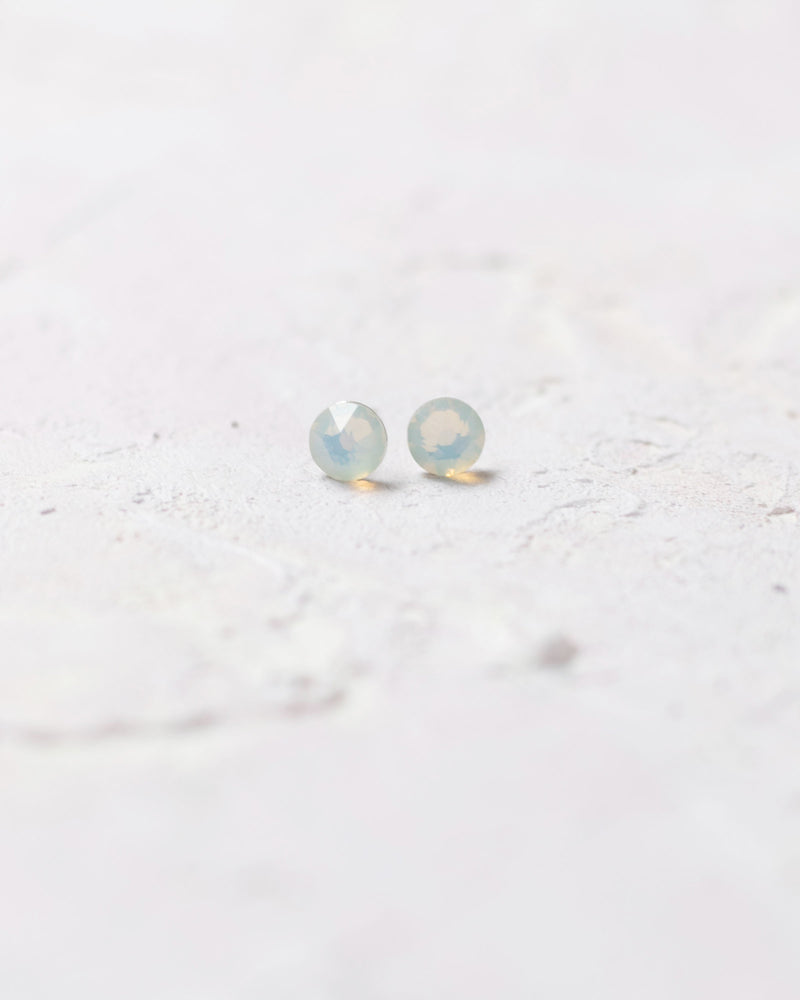 Starry Eyed Stud Earrings