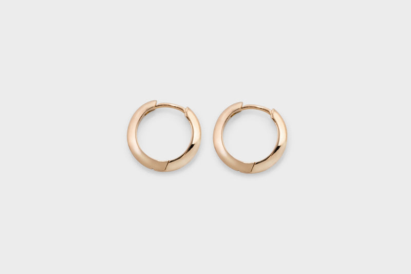 IX Edge Earring Gold
