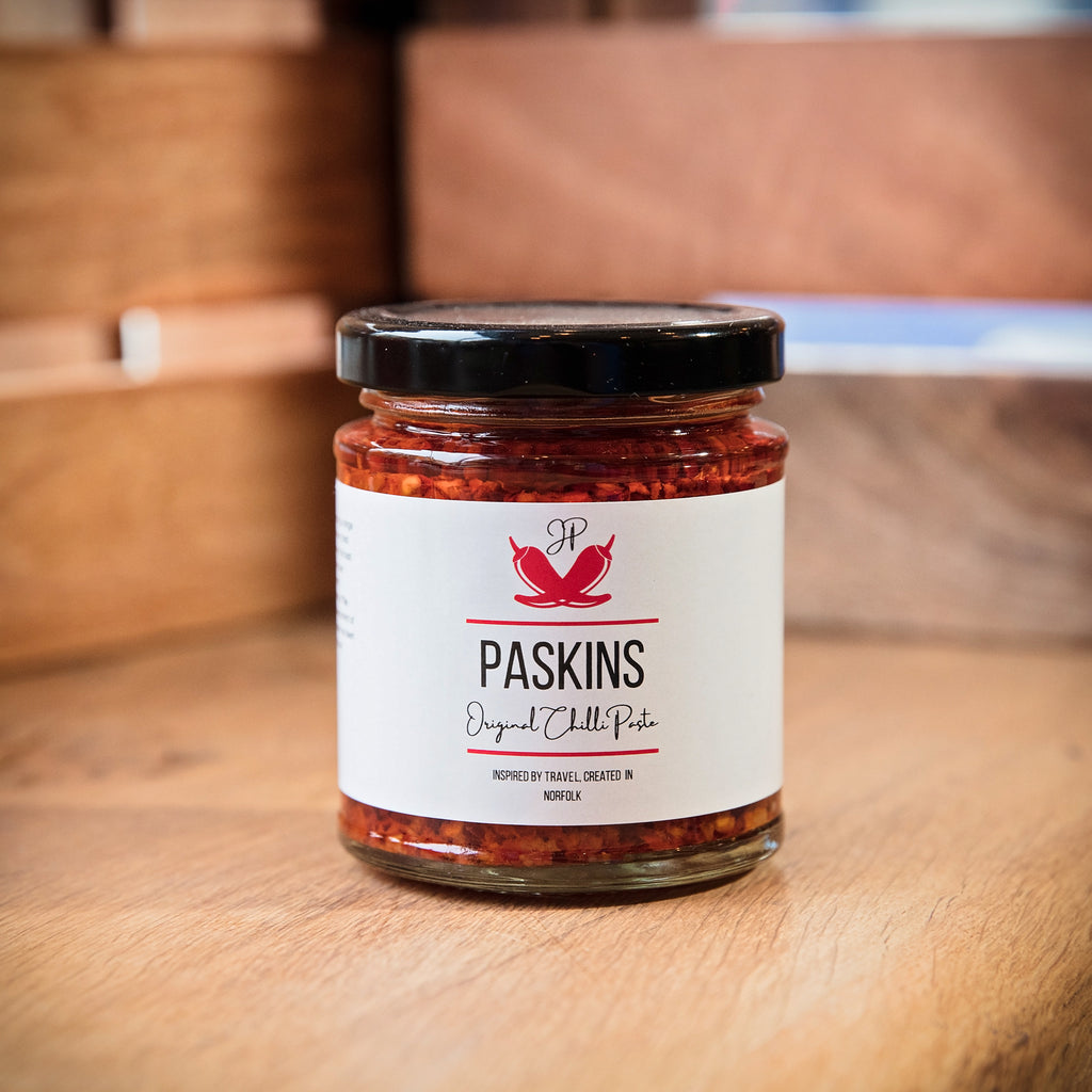 Paskins Chilli - Original Chilli Paste