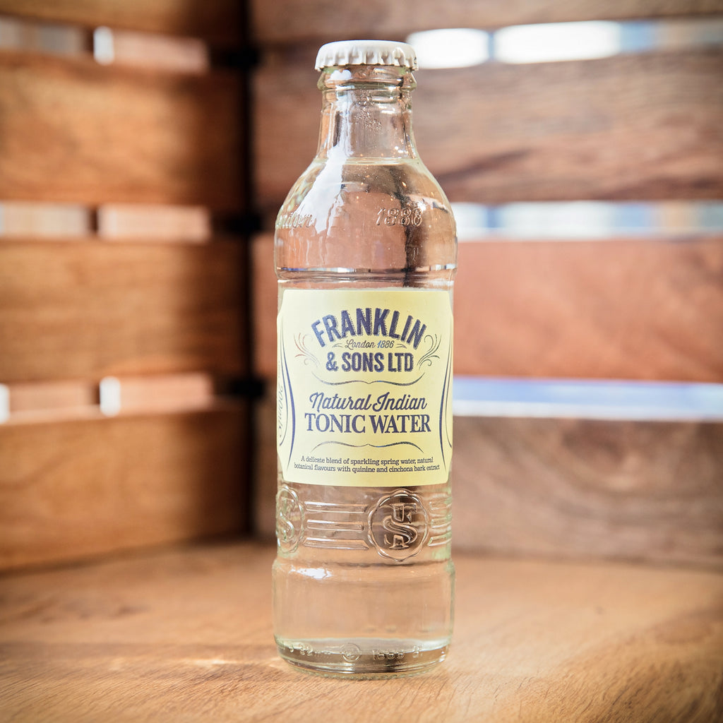 Franklin & Sons - Natural Indian Tonic Water (200ml)