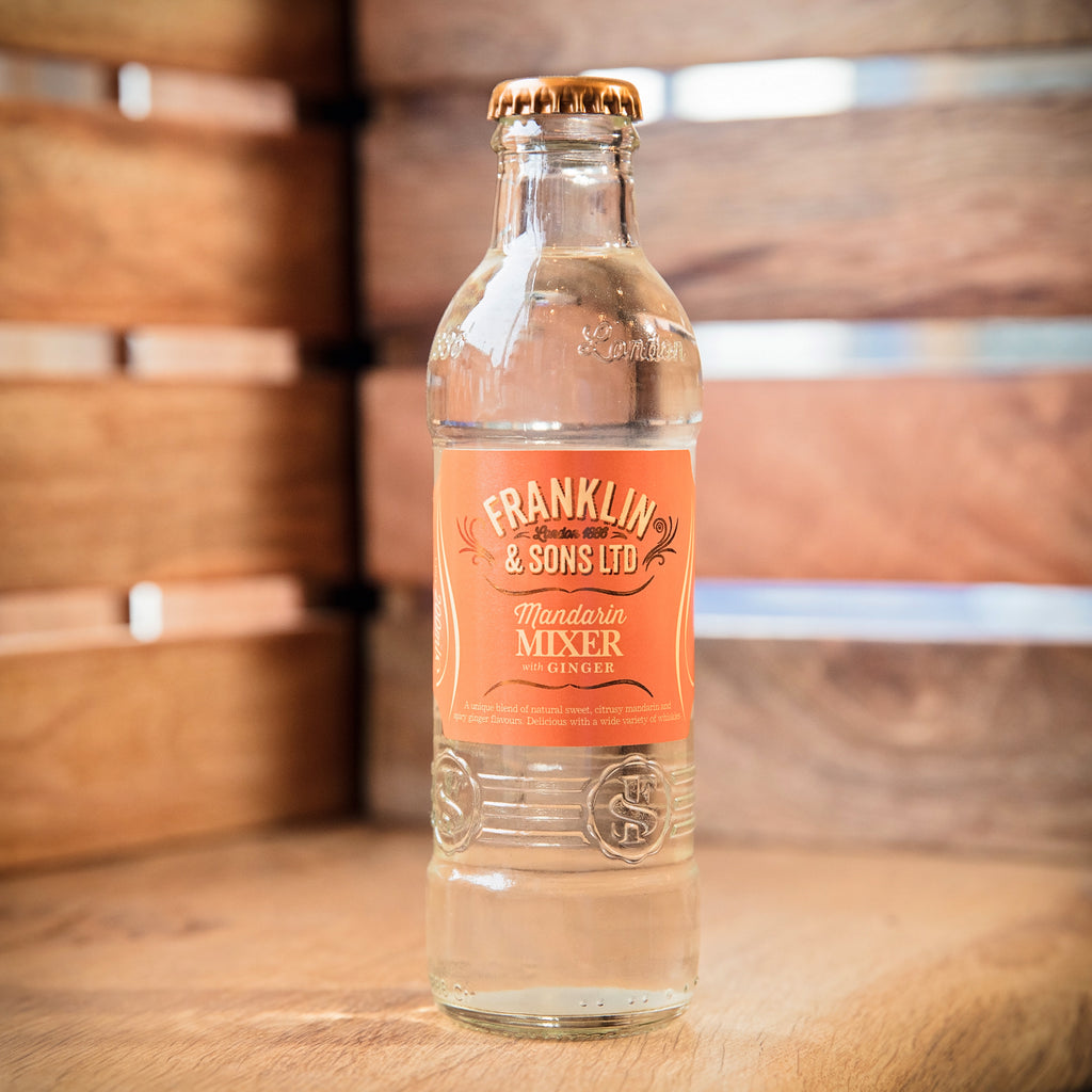 Franklin & Sons - Mandarin Mixer with Ginger (200ml)
