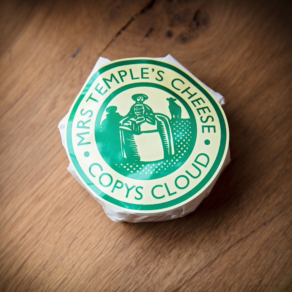 Mrs Temples Cheese - Copys Cloud (200g)