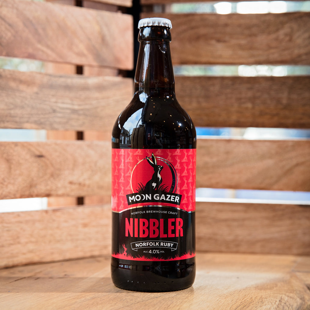 Moon Gazer - Nibbler Ruby Ale (500ml)
