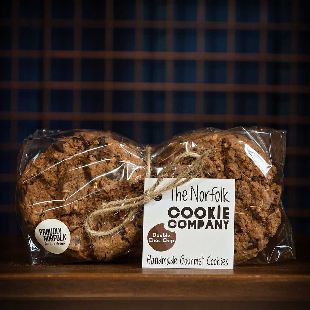 Norfolk Cookie Company - Double Chocolate Chip (6pack)