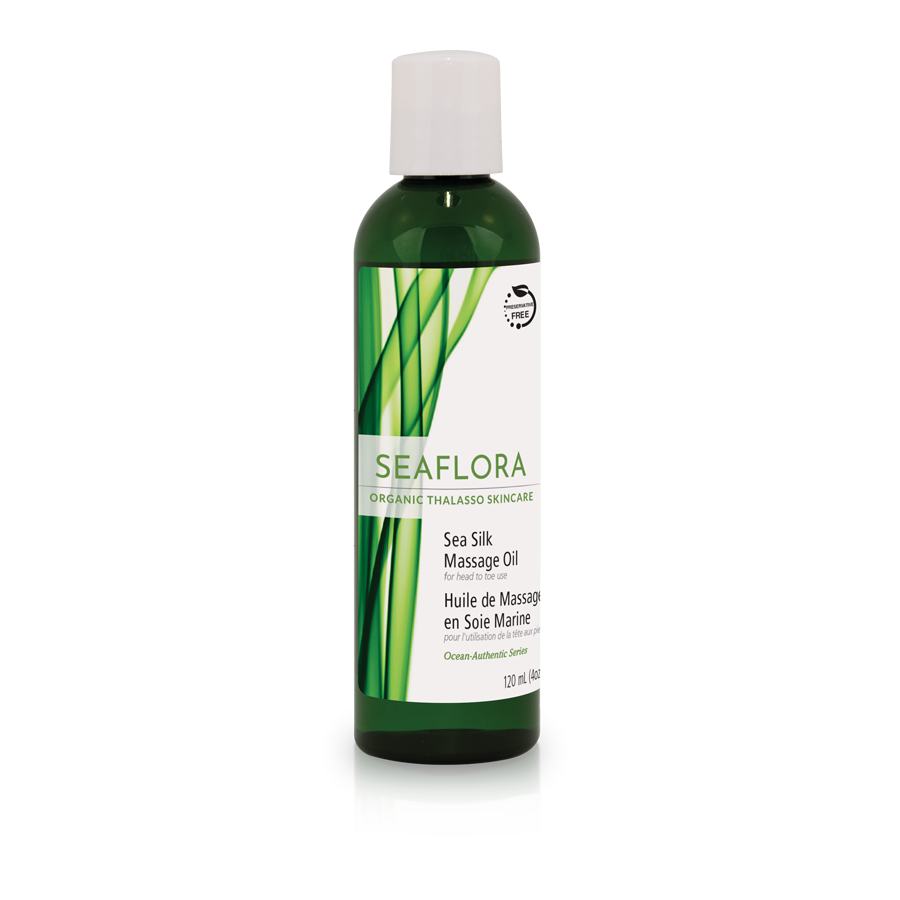 SEAFLORA SEA SILK MASSAGE OIL