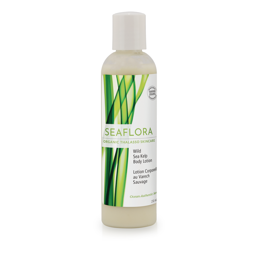 SEAFLORA WILD SEA KELP BODY LOTION