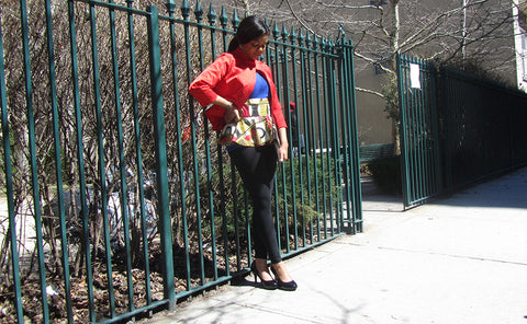 Transition into Spring with Ease: Peplum Belts