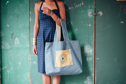 Denimu Toti Bag