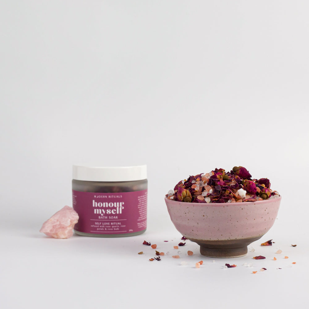 Honour Myself Ritual Bath Soak
