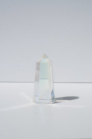 Angel Aura Quartz Point - Small