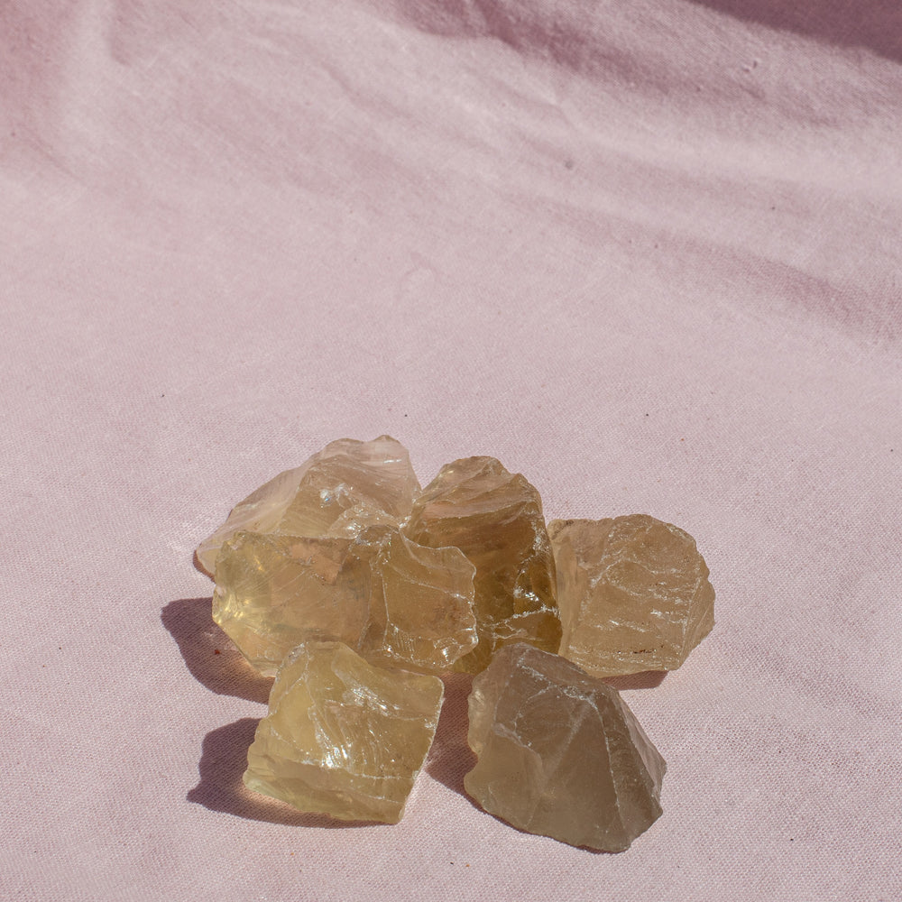 Citrine Rough Stone