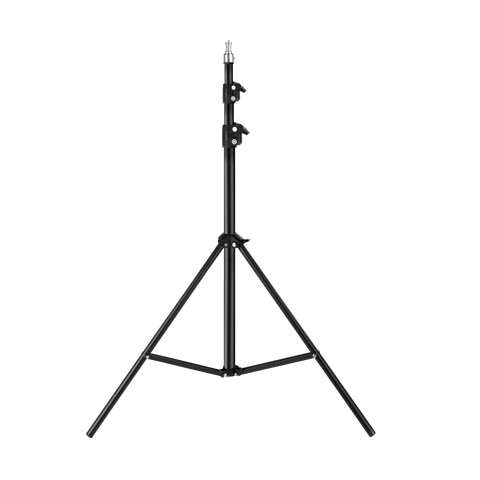 Long tripod with phone holder