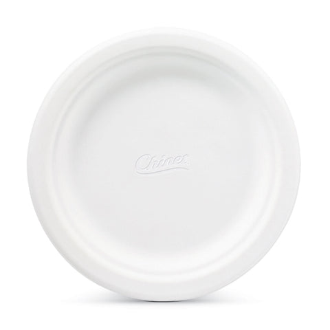 "Chinet Classic White 6.75"" Appetizer and Dessert Plates (300 ct.)"