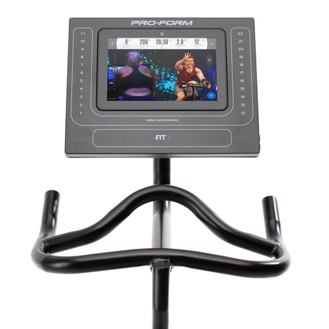 ProForm Studio Bike Pro (Includes 1 year iFit Membership)