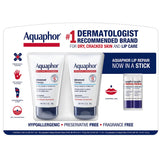 Aquaphor Ointment and Lip Repair (3 oz., 2 pk.)