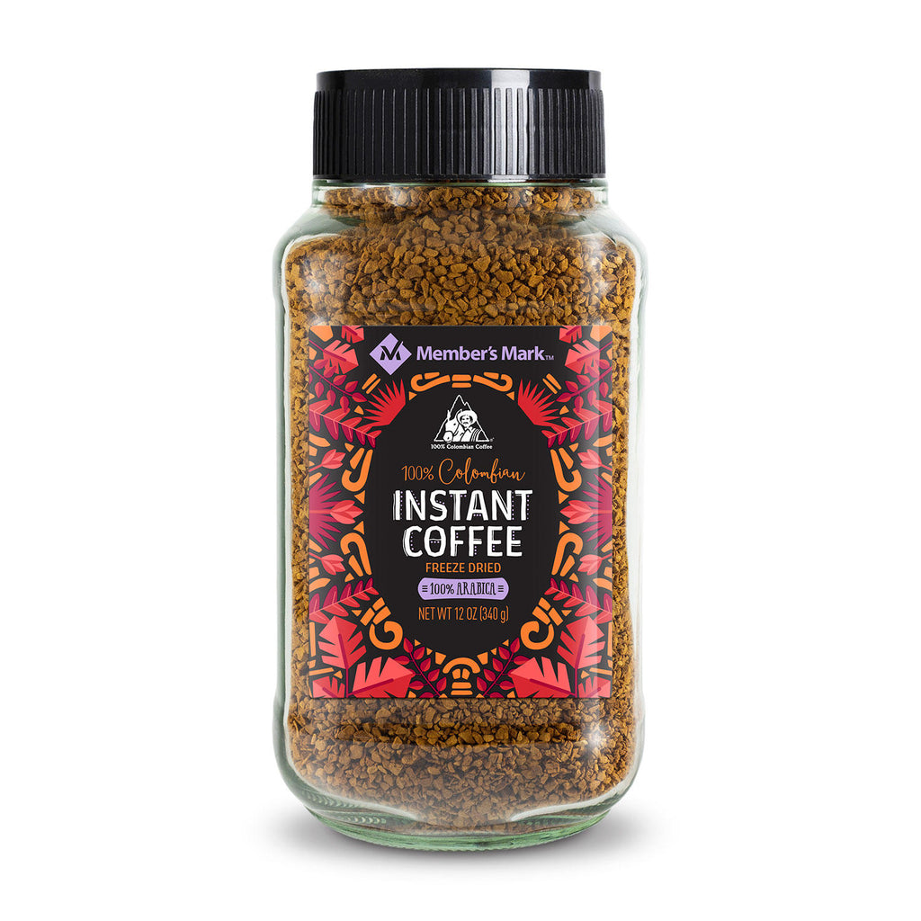 Member's Mark Colombian Instant Coffee (12 oz.)