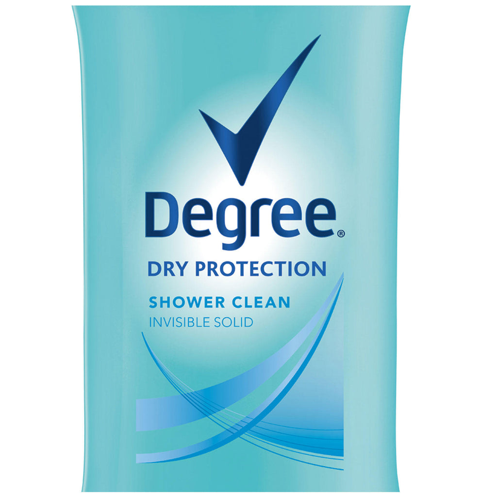 Degree Dry Protection Deodorant, Shower Clean (2.6 oz., 4 pk. + 1.6 oz. Sexy Intrigue)