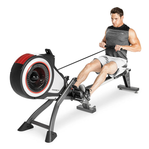 Marcy Foldable Turbine Rowing Machine