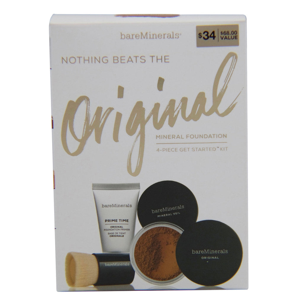 Get Started bareMinerals Foundation Kit (Choose Your Shade)