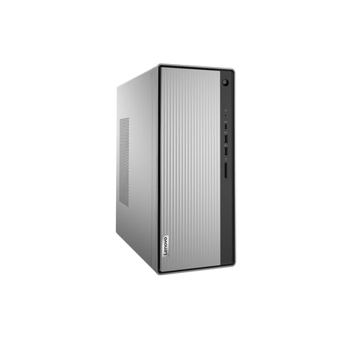 Lenovo - IdeaCentre Desktop Tower - 10th Gen Intel Core i7 - 12GB DDR4 + 16GB Intel Optane- 1TB HDD - 16GB Memory - Intel UHD Graphics 630 - Windows 10 Home