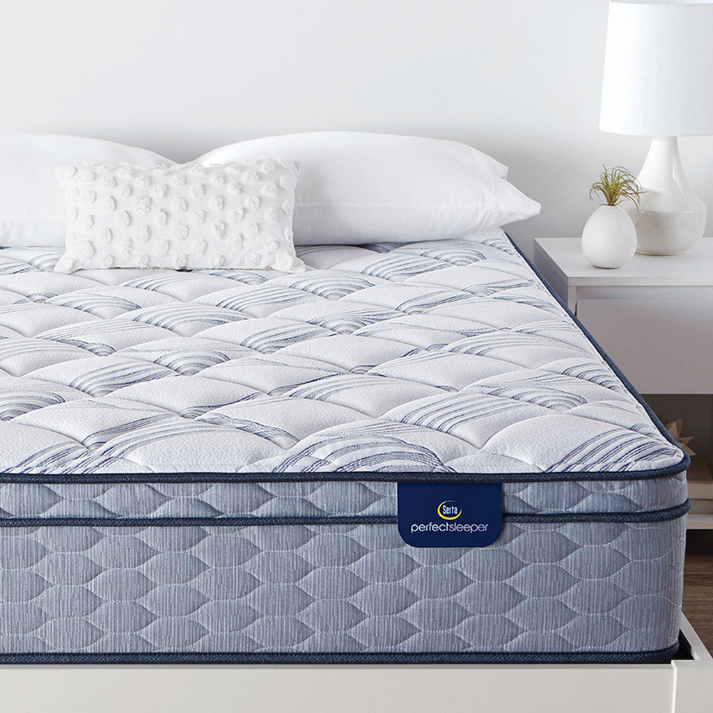Serta Perfect Sleeper Ashbrook Eurotop Plush Twin XL Mattress