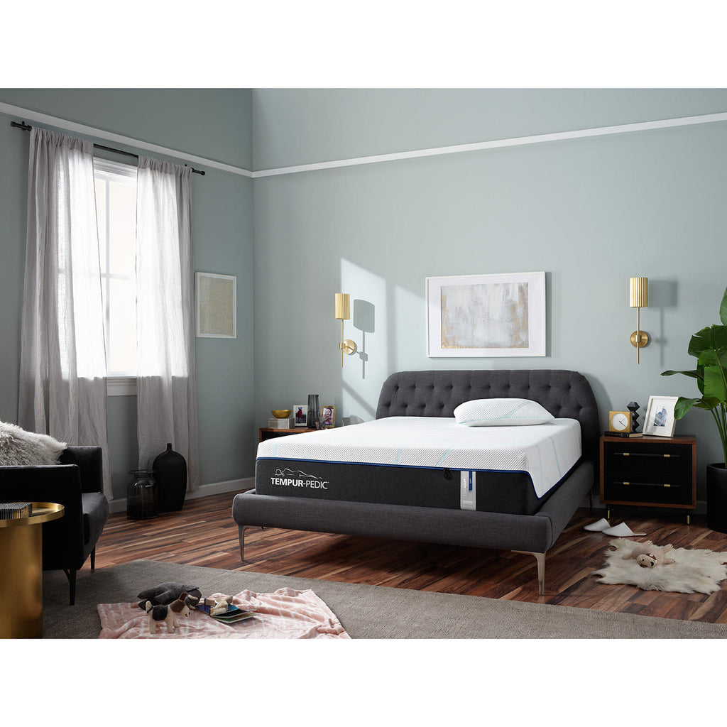 "TEMPUR-LuxeAdapt Soft Pressure-relieving and Ultra-conforming 13"" Queen Mattress"