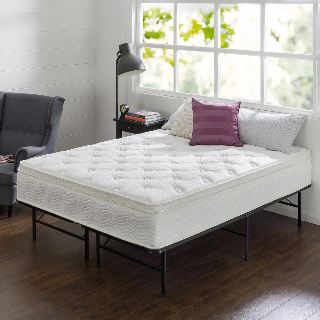 "Night Therapy 12"" Comfort Coil Spring Twin Mattress"