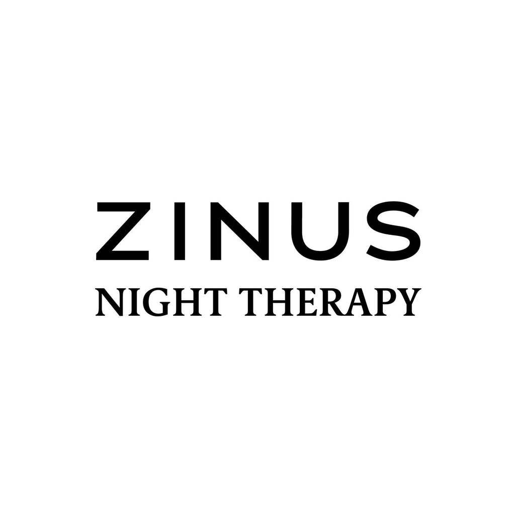 "Zinus Night Therapy 12"" iCoil Premium Support Full Mattress and SmartBase Set"