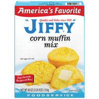 """JIFFY"" Corn Muffin Mix Foodservice (40 oz.)"
