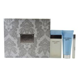 Dolce & Gabbana Light Blue for Women 3-Piece Gift Set