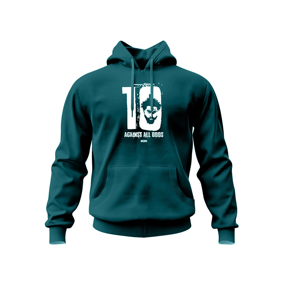 Green Against All Odds Hoodie