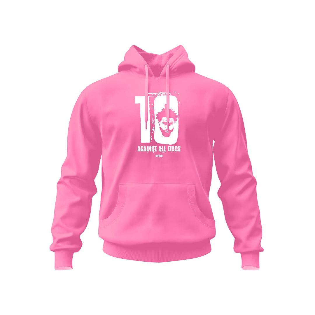 Pink Against All Odds Hoodie