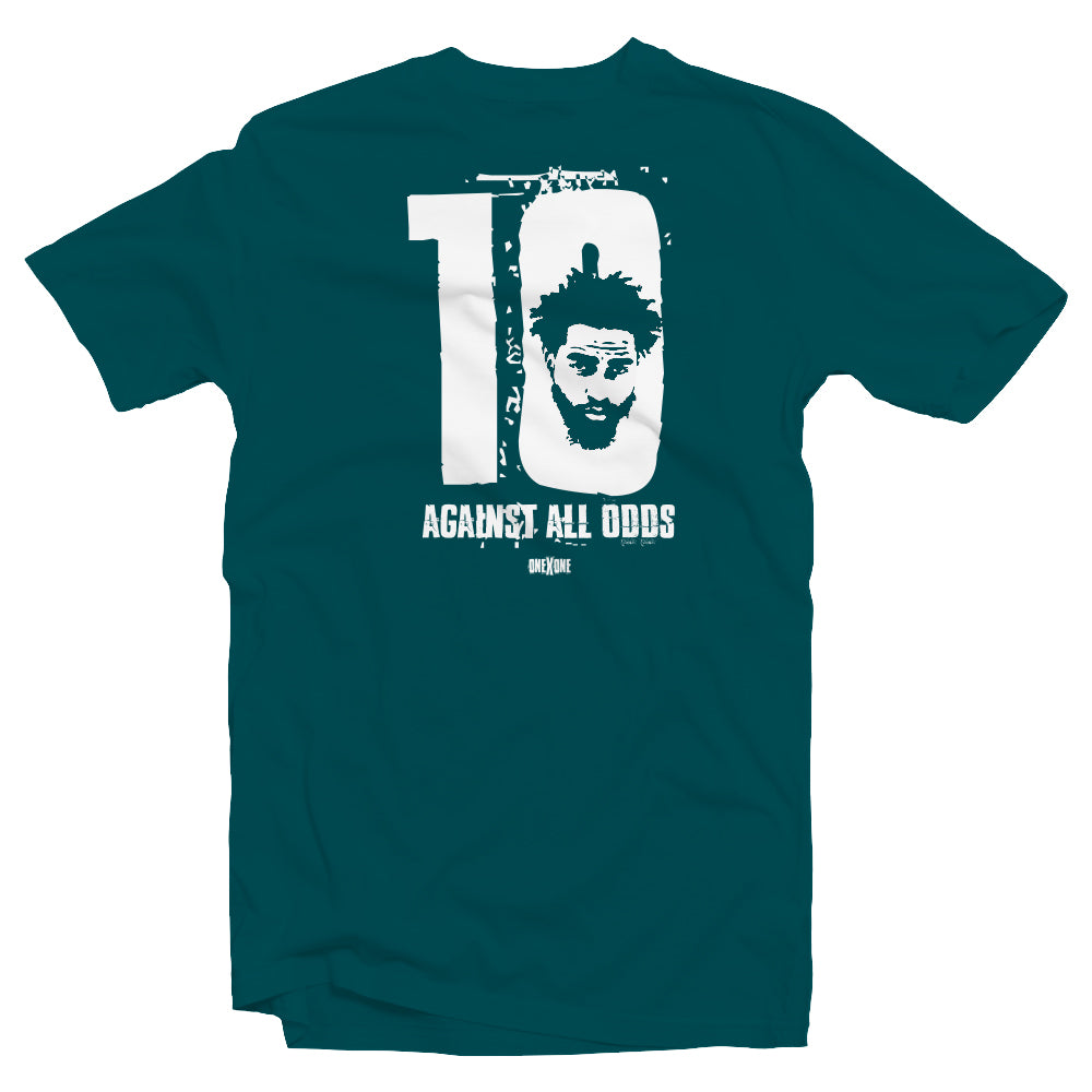 Green Against All Odds T-Shirt