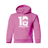 Kids Pink Against All Odds Hoodie