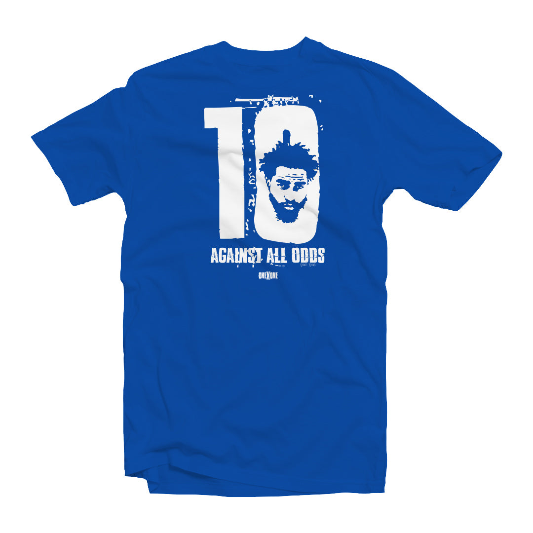 Blue Against All Odds T-Shirt