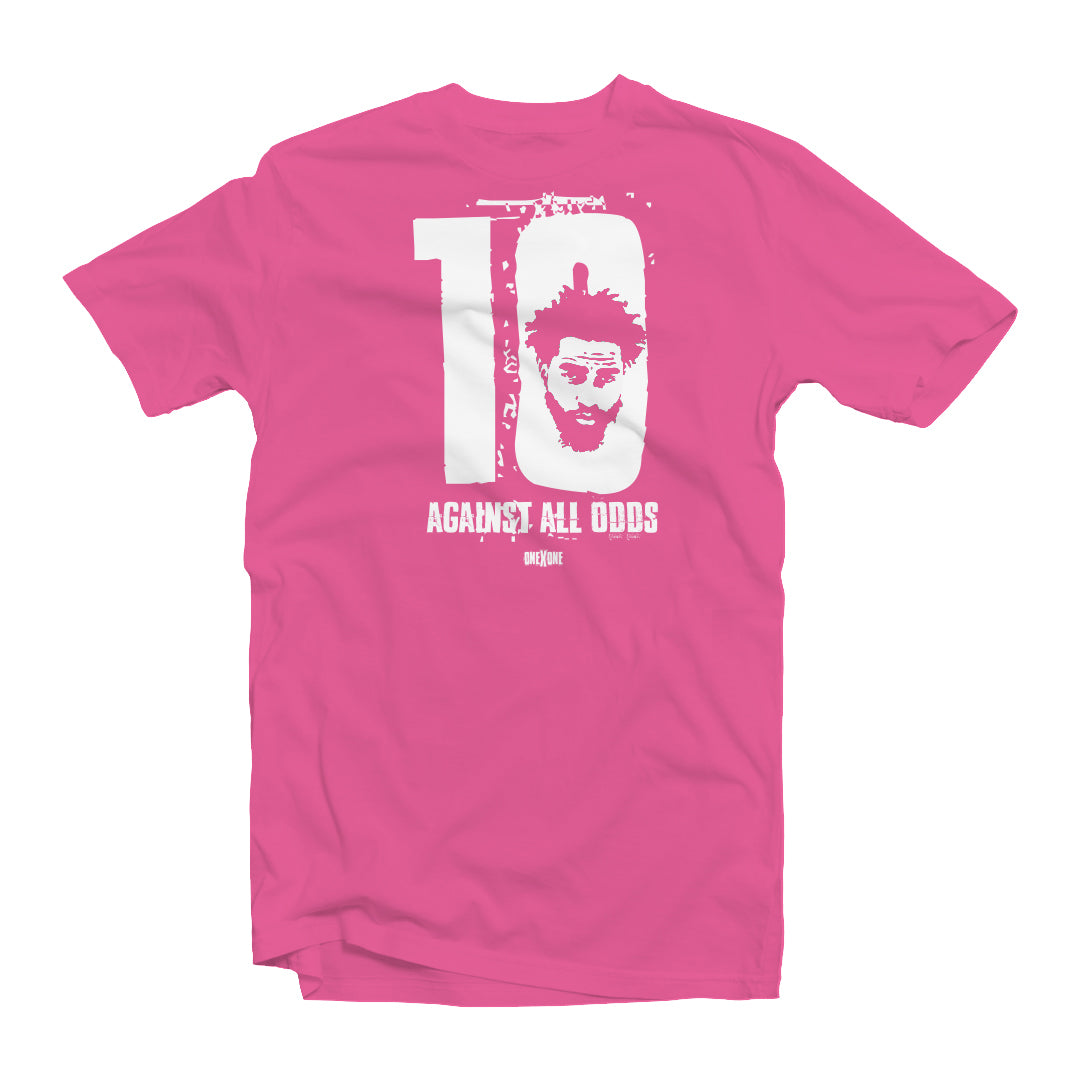 Pink Against All Odds T-Shirt