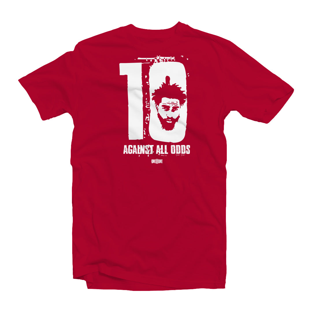 Red Against All Odds T-Shirt