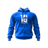 Blue Against All Odds Hoodie