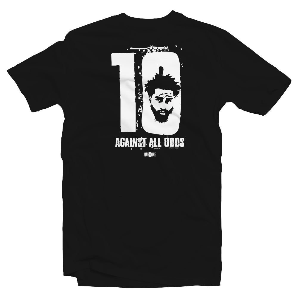 Black Against All Odds T-Shirt