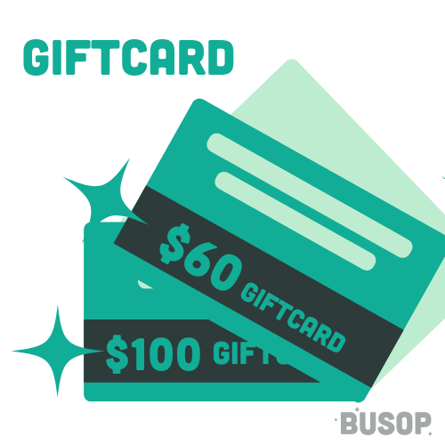 Giftcard $60 / $100