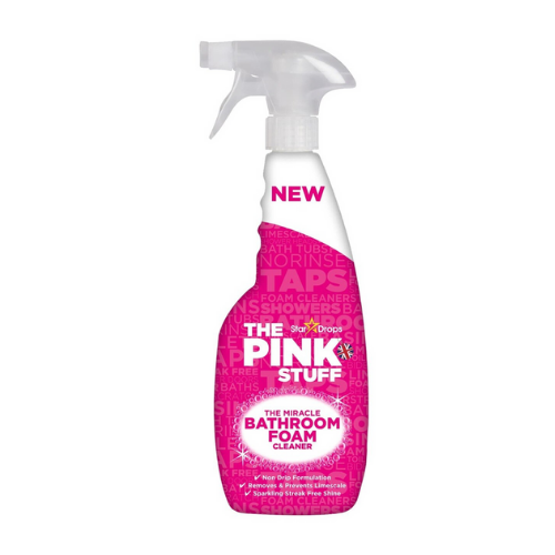 The Pink Stuff Bathroom Cleaner
